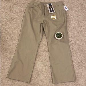 Lee's Curvy Midrise Trouser pants